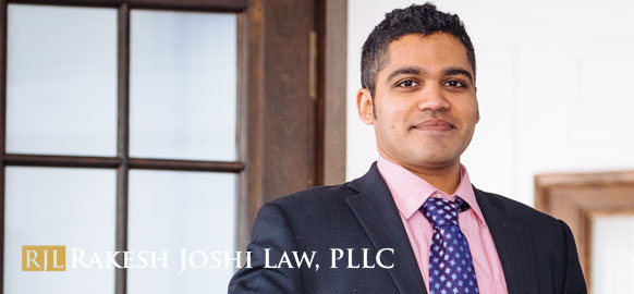 Contact Rakesh Joshi Law, PLLC